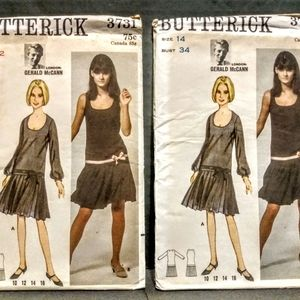 Vintage BUTTERICK #3237 Sewing Pattern/ UNCUT